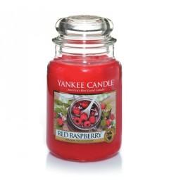 Mirisna sveća u tegli L - Red Raspberry (malina)