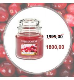 Mirisna sveća u tegli M - Cranberry Ice