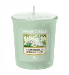 Mala mirisna sveća za čašice - Afternoon Escape (limun, jasmin, amber)