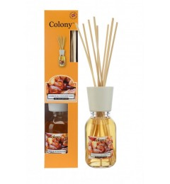Mirisni difuzor sa štapićima 120 ml - Ambergris i kedar