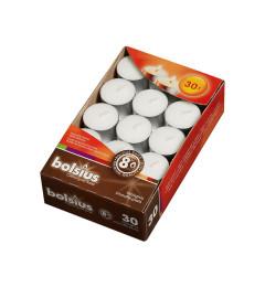 Čajne sveće 8h - pakovanje 30 komada