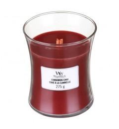 WoodWick Mirisna sveća u tegli M - Cinnamon Chai (cimet)