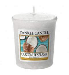 Mirisna sveća za čašice Coconut Splash (kokos, vanila i sandalovina)