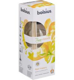 Bolsius mirisni difuzor sa štapićima 45ml - Feel Happy True Moods (mango i bergamot)