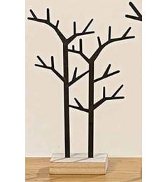 Drvo, stalak za bižuteriju,
