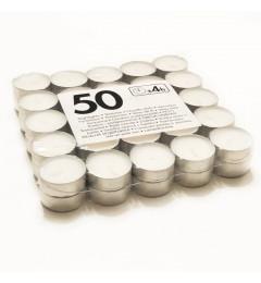 Bolsius čajne sveće 4h - pakovanje 50 kom