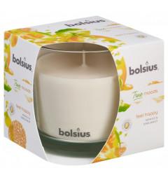 Bolsius mirisna sveća L - Feel Happy (mango i bergamot)