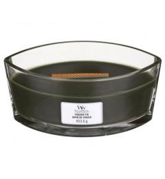 Wood Wick Mirisna sveća u ovalnoj tegli - Frasier Fir (jela, eukaliptus, čempres)
