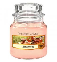 Mirisna sveća u tegli S - Garden Picnic (kajsija, nektarina, kruška)