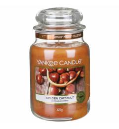 Mirisna sveća u tegli L - Golden Chestnut (pečeni kesten)