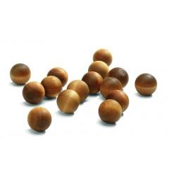 Drvene mirisne kuglice CM Marakuja i dinja - 10 kom u vrećici