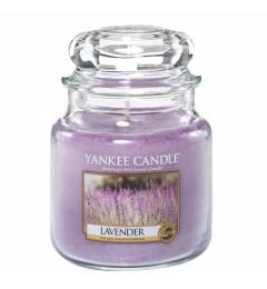 Mirisna sveća u tegli M - Lavender (lavanda)