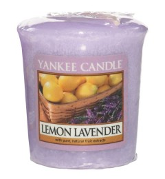 Mala mirisna sveća za čašice - Lemon Lavander (limun i lavanda)