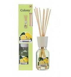 Mirisni difuzor sa štapićima 120 ml - Limun i limeta