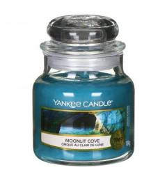 Mirisna sveća u tegli S - Moonlit Cove (citrus, đumbir, eukaliptus, kedar)