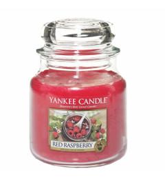 Mirisna sveća u tegli M - Red Raspberry (malina)