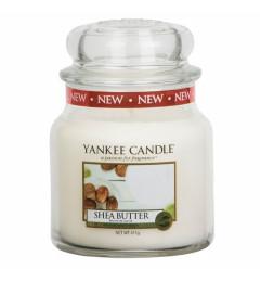 Mirisna sveća u tegli M - Shea Butter (karite maslac)