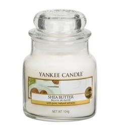 Mirisna sveća u tegli S - Shea Butter (karite maslac)