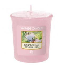 Mala mirisna sveća za čašice - Sunny Daydream (cveće,pačuli,bergamot, sandalovina)