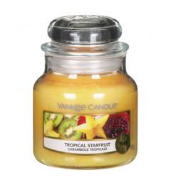 Mirisna sveća u tegli S - Tropical Starfruit (tropsko cveće i voće)
