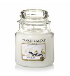 Mirisna sveća u tegli M - Vanilla (vanila)