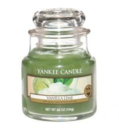 Mirisna sveća u tegli S - Vanilla Lime (vanila i limeta)
