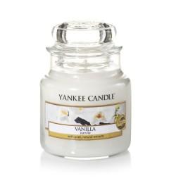Mirisna sveća u tegli S - Vanilla (vanila)