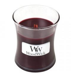 WoodWick mirisna sveća u tegli Mini - Black Cherry (trešnja)