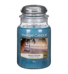 Mirisna sveća u tegli L - Beach Escape (palma, more, jasmin, trava i mošus)